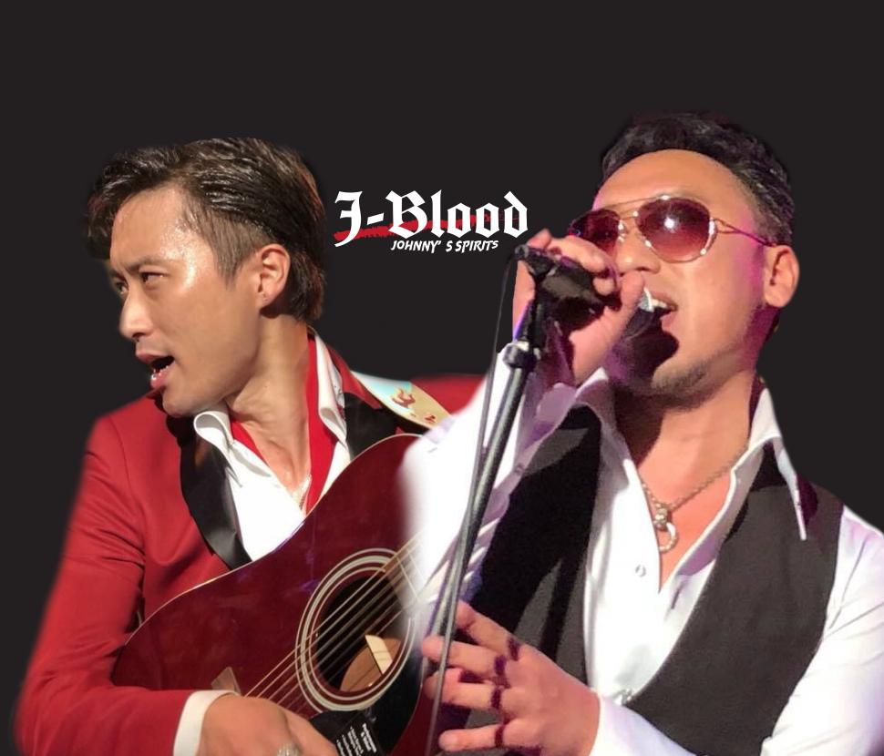 J-BLOOD(ジェイブラッド)ジョニー大倉のDNA☆兄弟ユニットが誕生!☆兄 ケンイチ大倉☆弟 大倉弘也