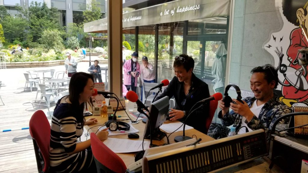 レインボータウンFM、奈月れいさんの「イレブンミュージック」