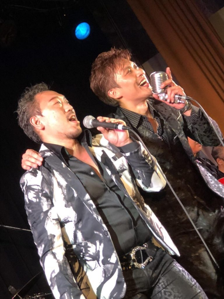 2018.7.29.QUEENS NIGHT.J–BLOOD出演