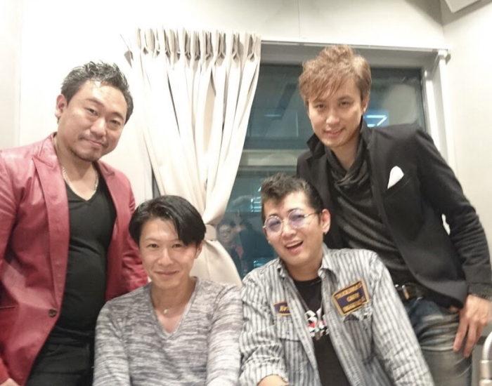 SHINZIROさんと石本勝己さんがゲスト